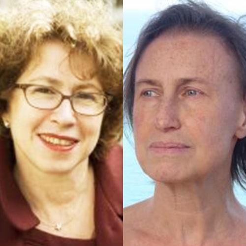 Sabine SARNACKI et Isabelle BLOCH